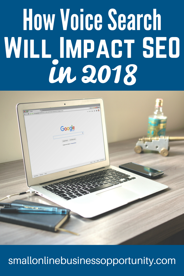How Voice Search Will Impact SEO in 2018
