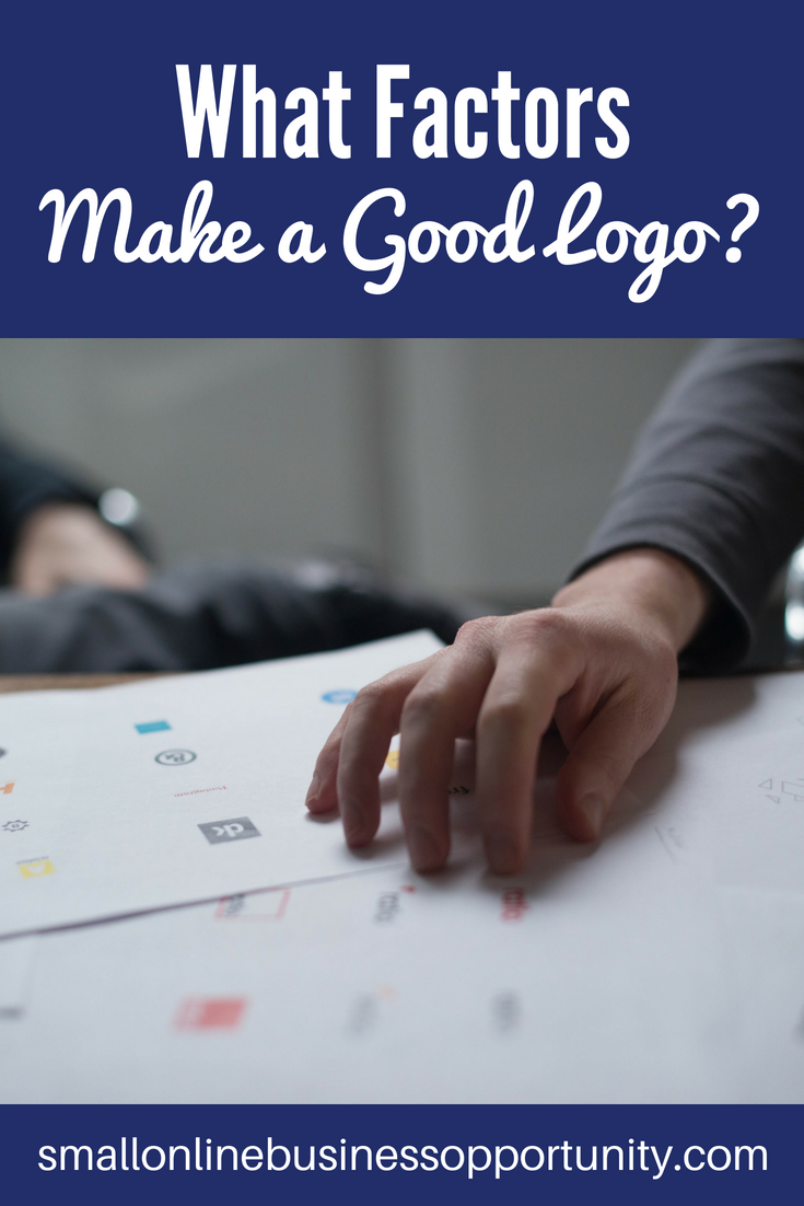 what factors make a good logo