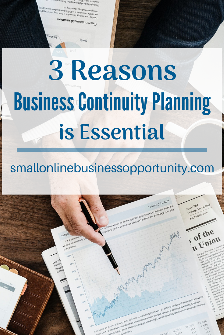 3 Reasons Business Continuity Is Essential