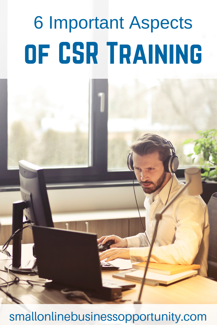 6 Important Aspects of CSR Training