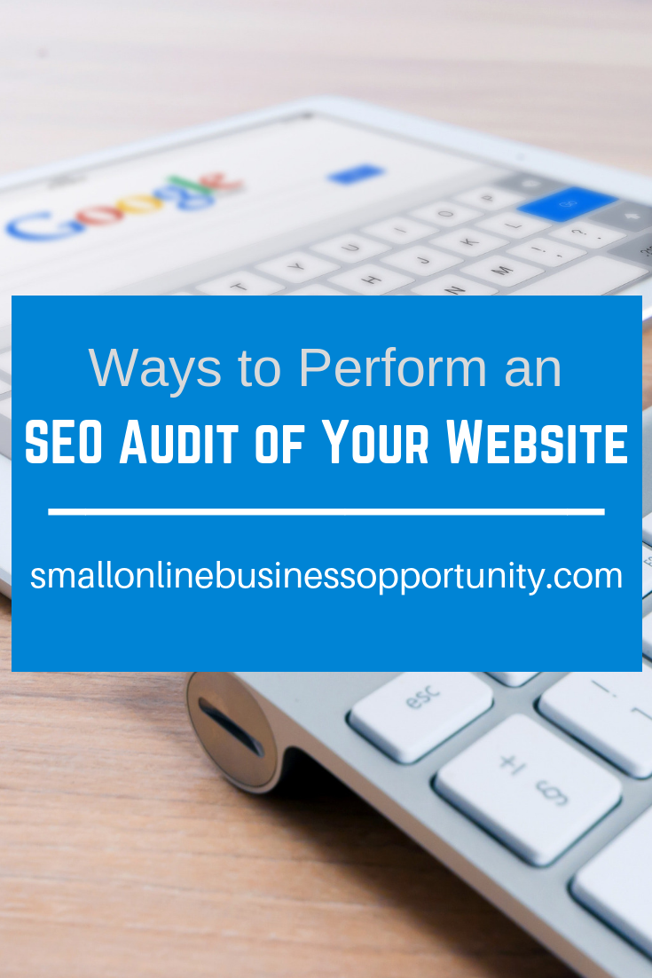 Ways To Perform An SEO Audit On Your Website