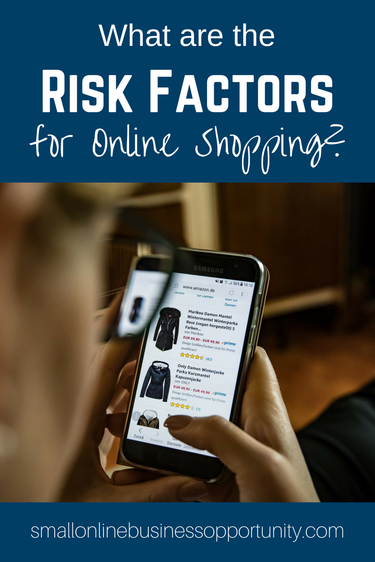 What Are The Risk Factors For Online Shopping?