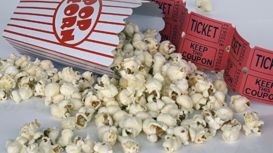 Popcorn coupon