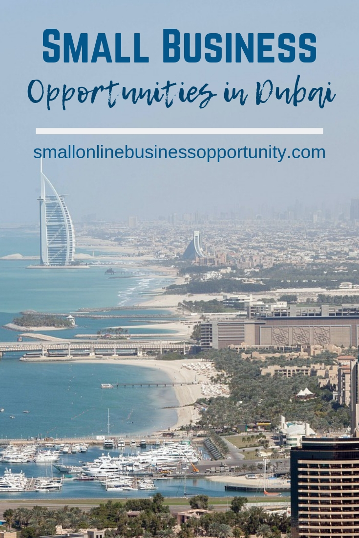 Small Business Opportunities in Dubai