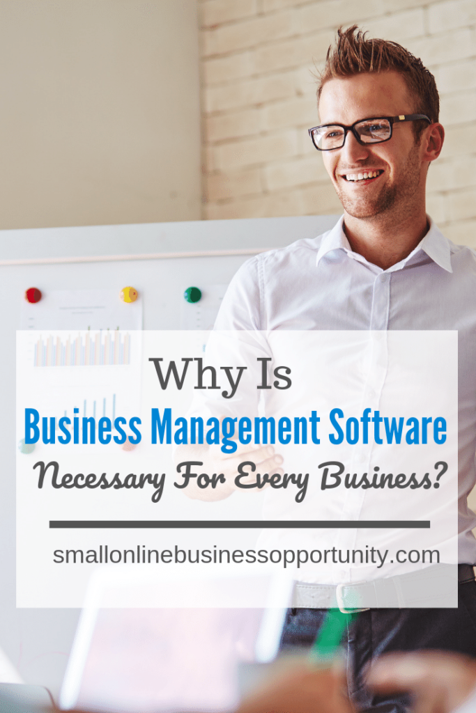 Why Is Business Management Software Necessary for Every Business