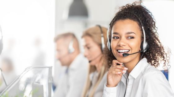 Top notch customer support