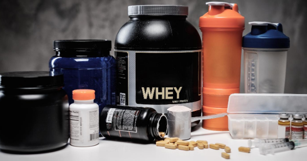 Supplements business