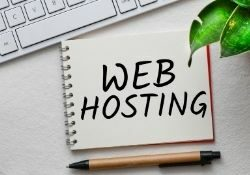 Website host